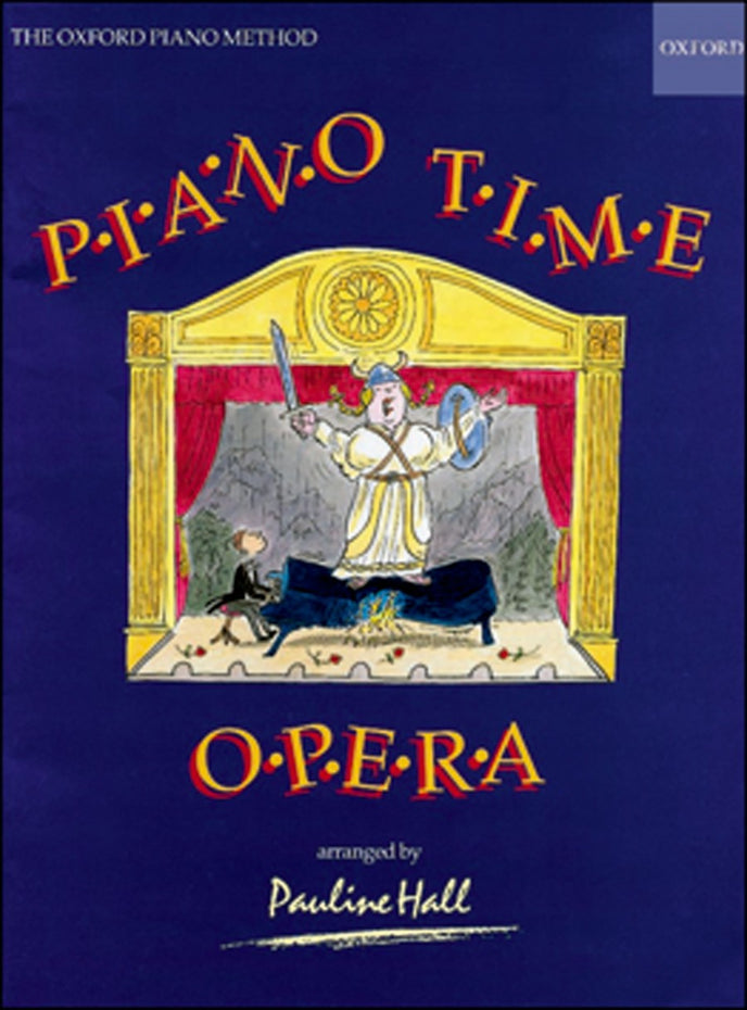 OUP-3727625 - Piano Time Opera Default title