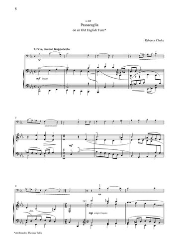 OUP-3866553 - Shorter pieces for cello and piano Default title
