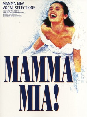 AM959464 - Mamma Mia! - Vocal Selections Default title