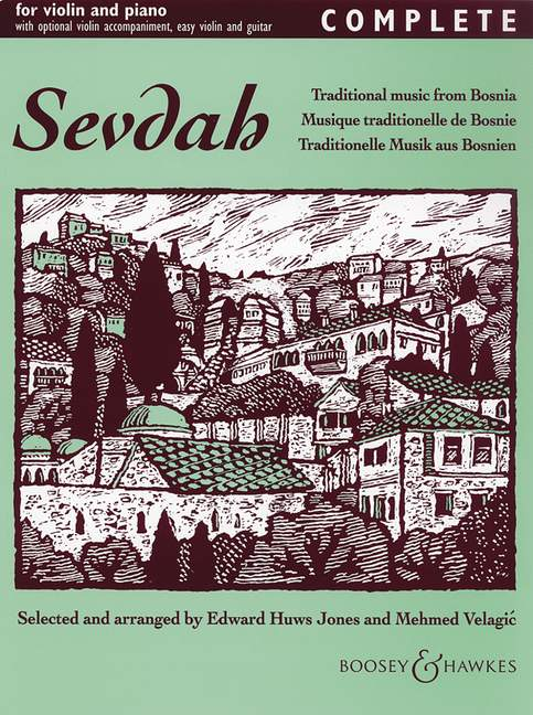 M060104916 - Sevdah - Traditional music from Bosnia Default title