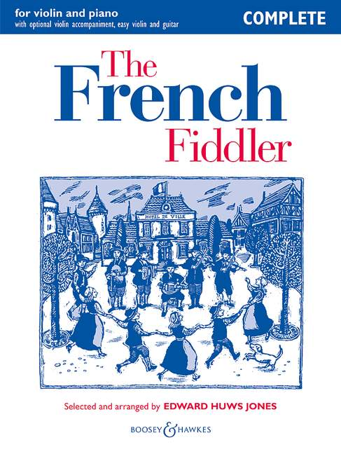 M060120565 - The French Fiddler Complete Edition Default title