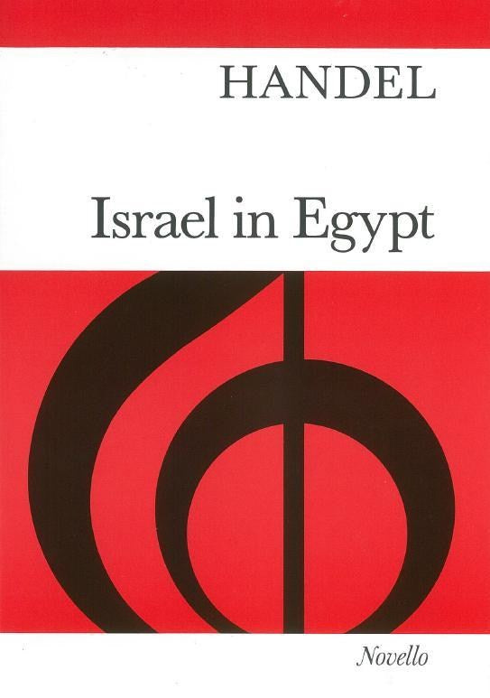 NOV070126 - G. F. Handel: Israel In Egypt Default title