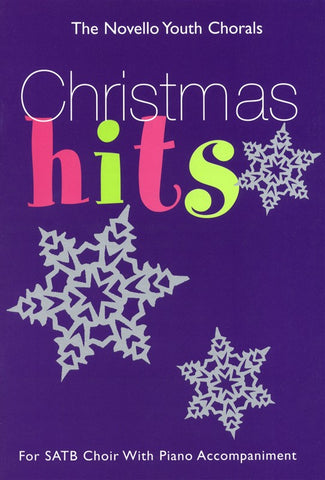 NOV160291 - The Novello Youth Chorals: Christmas Hits SATB Default title