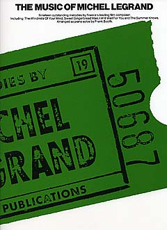 AM25727 - The Music of Michel Legrand Default title