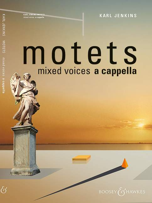 M060129377 - Karl Jenkins Motets mixed voices a cappella Default title