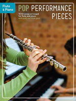 CH85074 - Pop Performance Pieces: flute and piano Default title