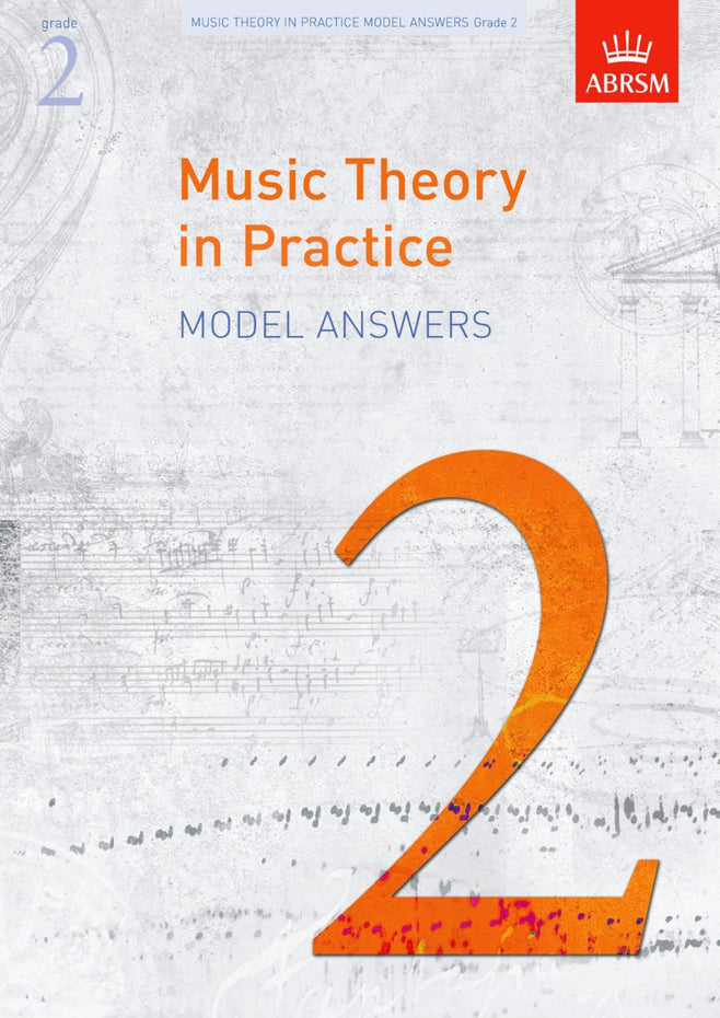 AB-48491151 - Music Theory in Practice Model Answers, Grade 2 Default title