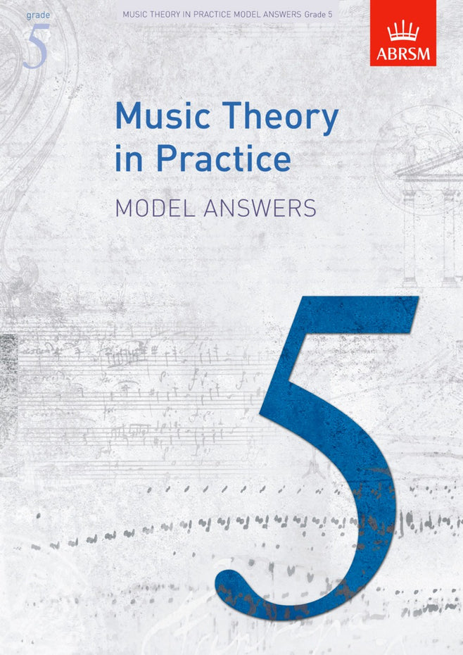 AB-48491182 - Music Theory in Practice Model Answers, Grade 5 Default title