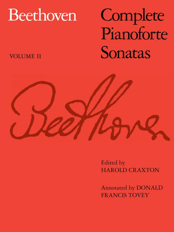 AB-54720542 - Complete Pianoforte Sonatas, Volume II Default title