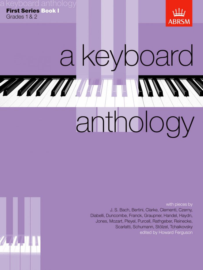 AB-54721730 - A Keyboard Anthology, First Series, Book I Default title