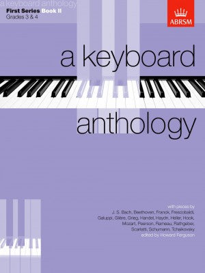 AB-54721747 - A Keyboard Anthology, First Series, Book II Default title