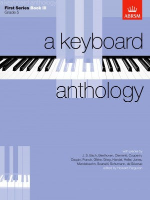 AB-54721754 - A Keyboard Anthology, First Series, Book III Default title