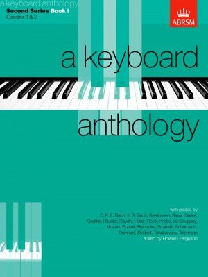 AB-54721839 - A Keyboard Anthology, Second Series, Book I Default title