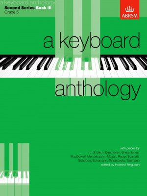 AB-54721853 - A Keyboard Anthology, Second Series, Book III Default title