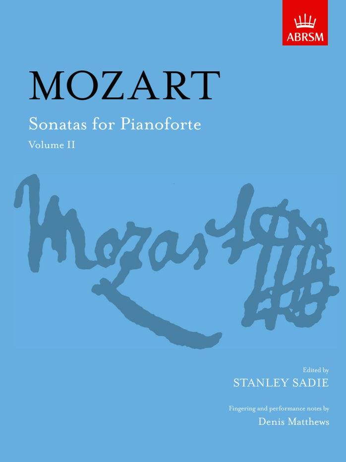 AB-54722003 - Sonatas for Pianoforte, Volume II Default title