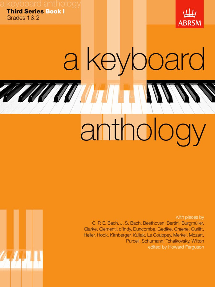 AB-54722157 - A Keyboard Anthology, Third Series, Book I Default title