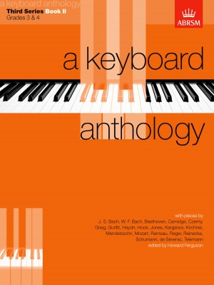AB-54722164 - A Keyboard Anthology, Third Series, Book II Default title