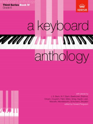AB-54722188 - A Keyboard Anthology, Third Series, Book IV Default title