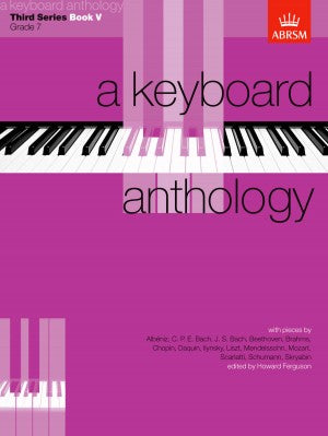 AB-54722195 - A Keyboard Anthology, Third Series, Book V Default title
