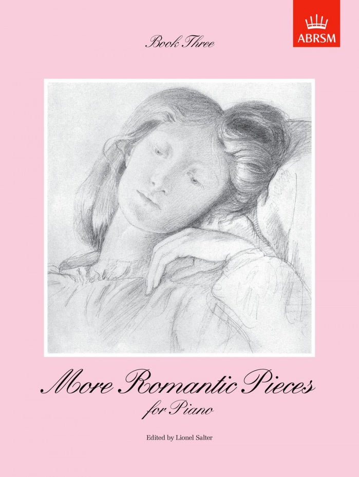 AB-54724526 - More Romantic Pieces for Piano Book 3 Default title