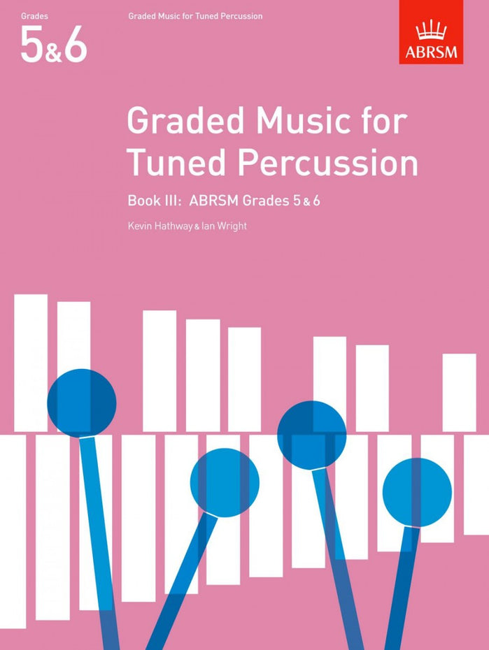 AB-54725110 - Graded Music for Tuned Percussion, Book III Default title