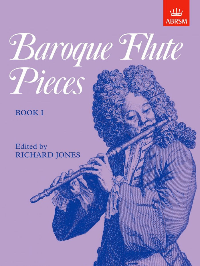 AB-54727107 - Baroque Flute Pieces, Book I Default title