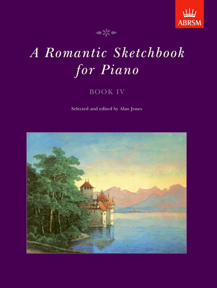 AB-54727183 - A Romantic Sketchbook for Piano, Book IV Default title