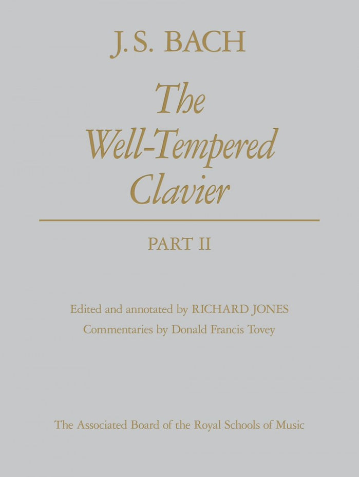 AB-54727565 - The Well-Tempered Clavier, Part II Default title