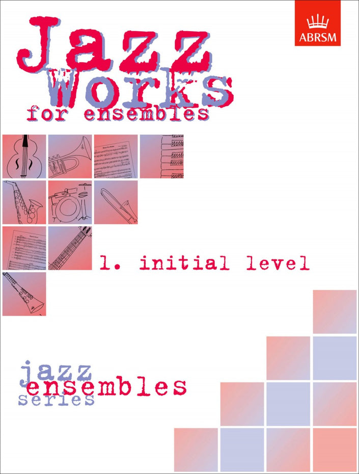 AB-60960925 - Jazz Works for ensembles, 1. Initial Level (Score Edition Pack) Default title