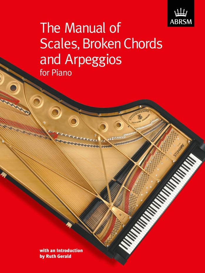 AB-60961120 - The Manual of Scales, Broken Chords and Arpeggios Default title