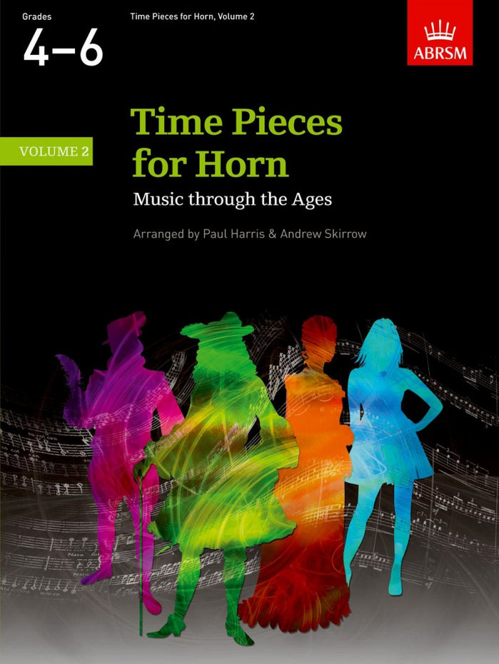 AB-60962783 - Time Pieces for Horn, Volume 2 Default title
