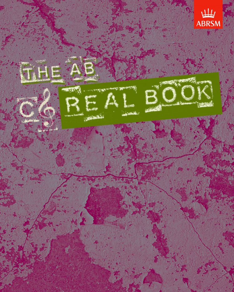AB-60963162 - The AB Real Book, C Treble clef Default title