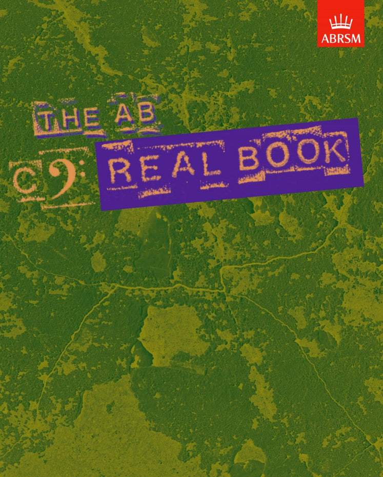 AB-60963193 - The AB Real Book, C Bass clef Default title
