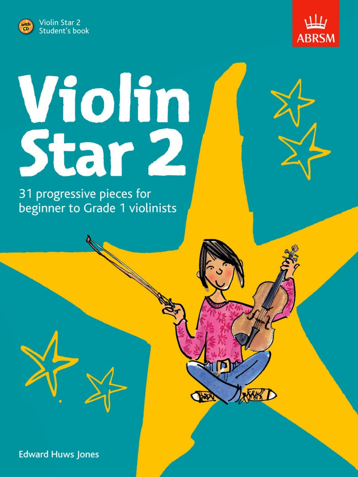 AB-60969003 - Violin Star 2, Student's book, with CD Default title