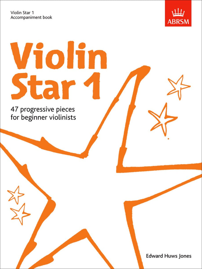 AB-60969027 - Violin Star 1, Accompaniment book Default title