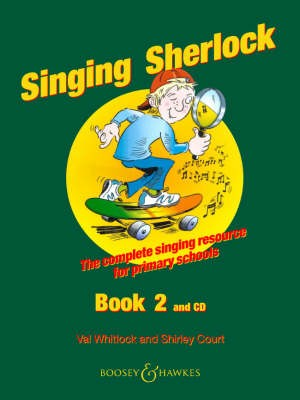 M060113727 - Singing Sherlock Book 2 Default title