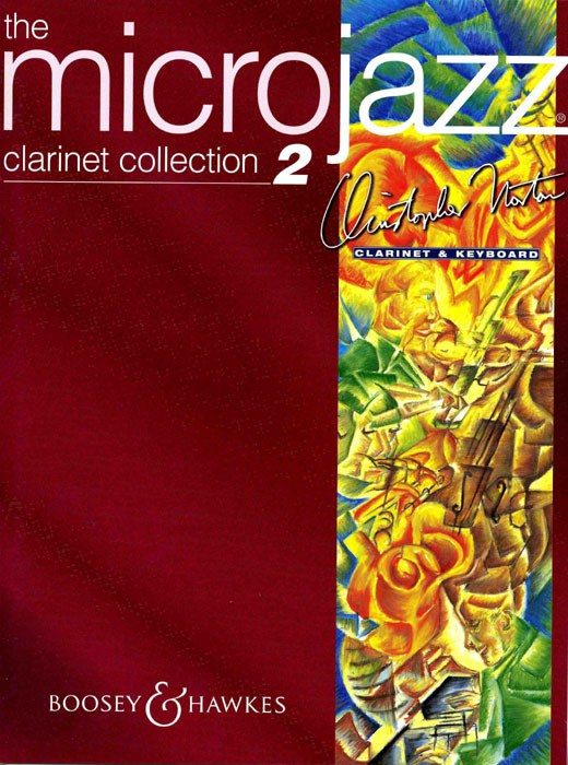 M060110610 - Microjazz Clarinet Collection Vol. 2. Easy Pieces In Popular Styles Default title