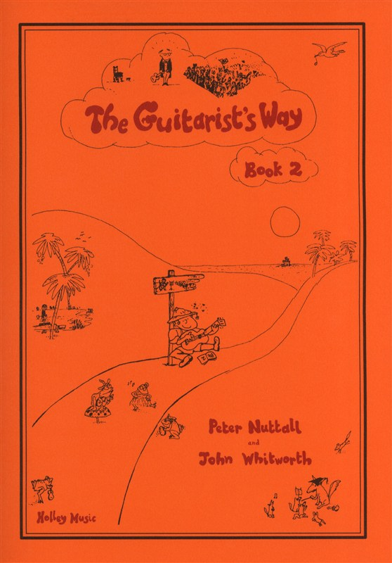 S002 - The Guitarist's Way Book 2 Default title