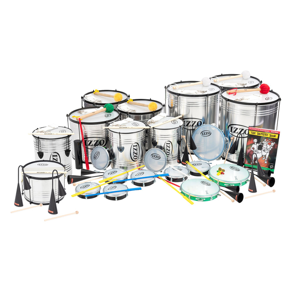IZZO-JUNIOR30 - Izzo Junior samba 30 player classroom pack Default title