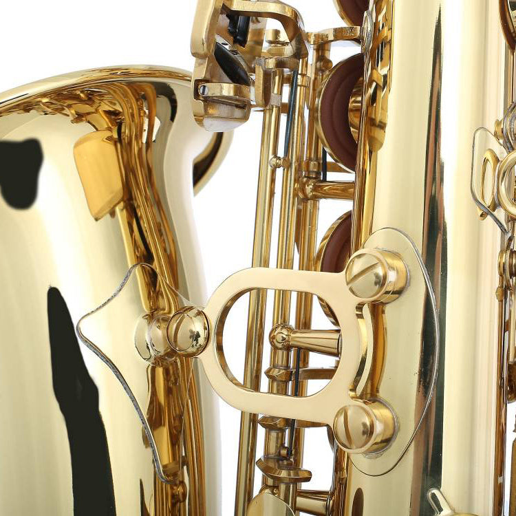 JAS-500-Q - Jupiter JAS-500-Q student Eb alto saxophone with padded rucksack case Default title