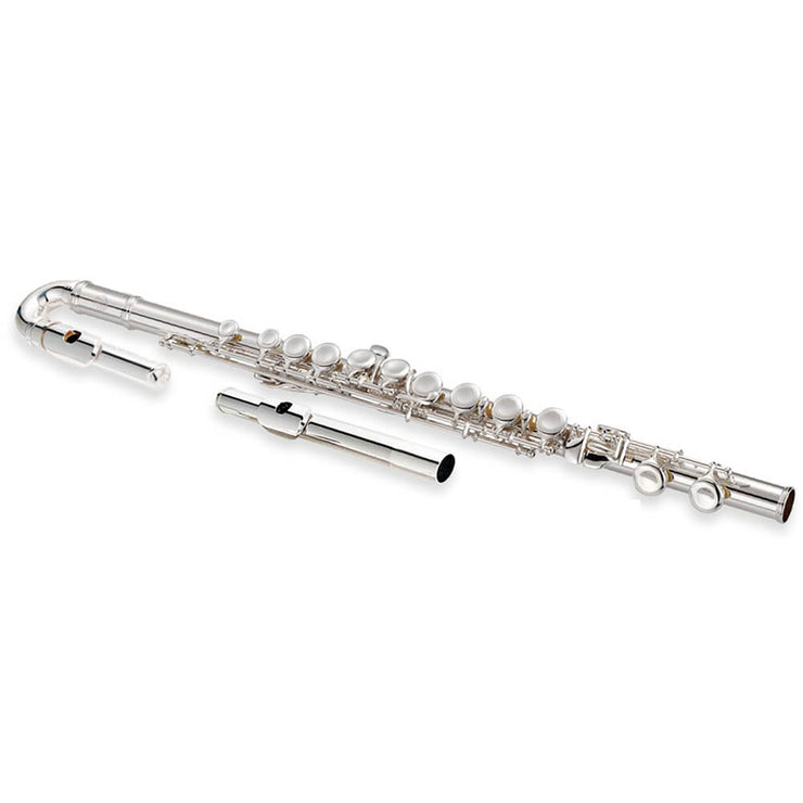 JFL-700UE - Jupiter JFL700 student flute outfit with curved & straight heads Default title