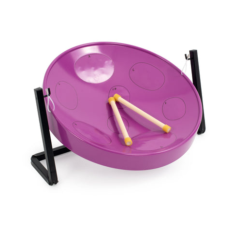 JJ3050-PU - Jumbie Jam table top steel pan Purple