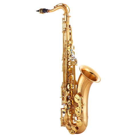 JP042G - JP Instruments JP042G Bb tenor saxophone outfit, gold lacquer Gold