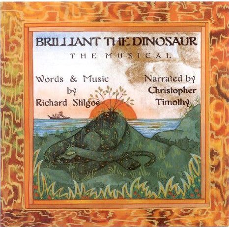 JWACD2712 - Brilliant the Dinosaur ( CD) Default title