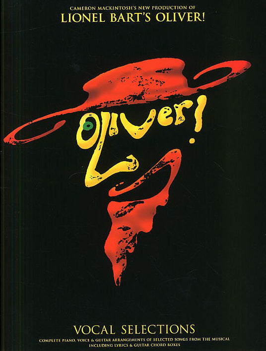 LK56195 - Lionel Bart: Oliver! - Vocal Selections From The Musical Default title