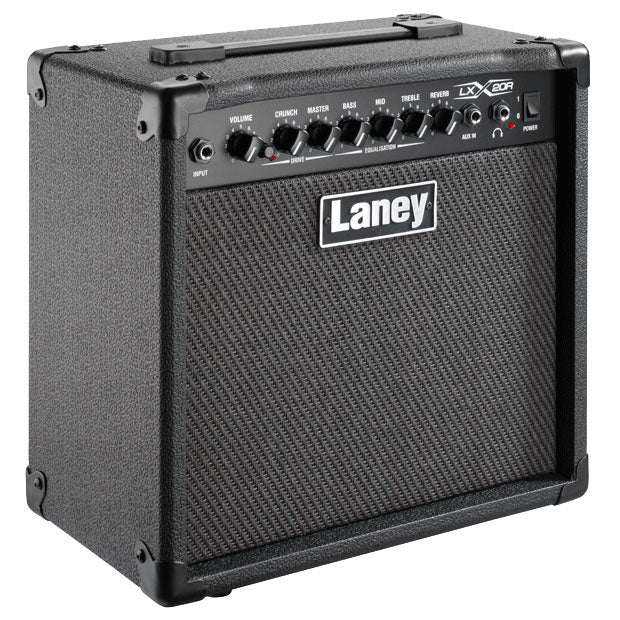 LX20R - Laney 20W electric guitar combo amplifier with reverb 20W