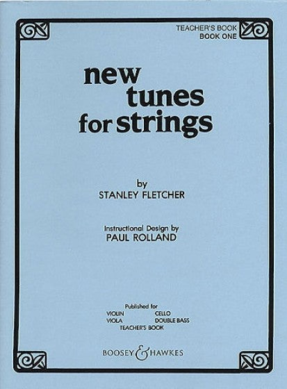 M051160112 - New Tunes for Strings Vol 1 - Piano Accompaniment Default title