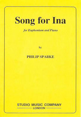 M050005766 - Sparke Song for Ina for Euphonium Default title