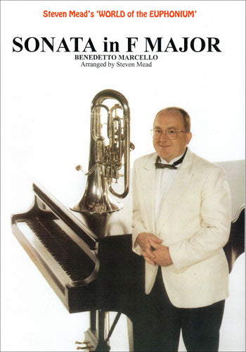 M050006183 - Marcello Sonata in F major for Euphonium Default title