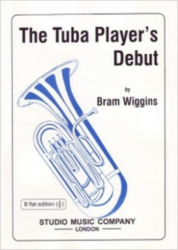 M050039303 - The Tuba Player's Debut  (in Bb treble clef) Default title
